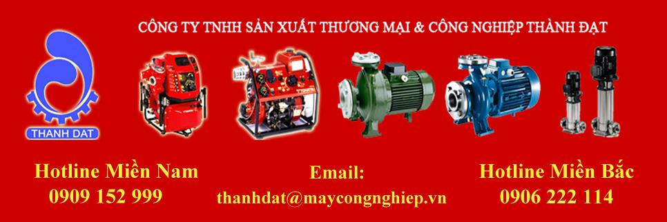 Máy bơm cứu hỏa chất lượng